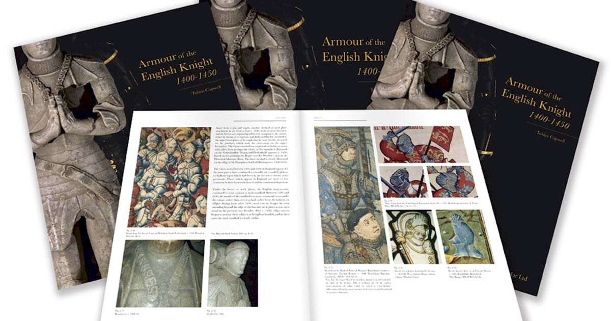 Armour of the English Knight 1400 - 1450 Image