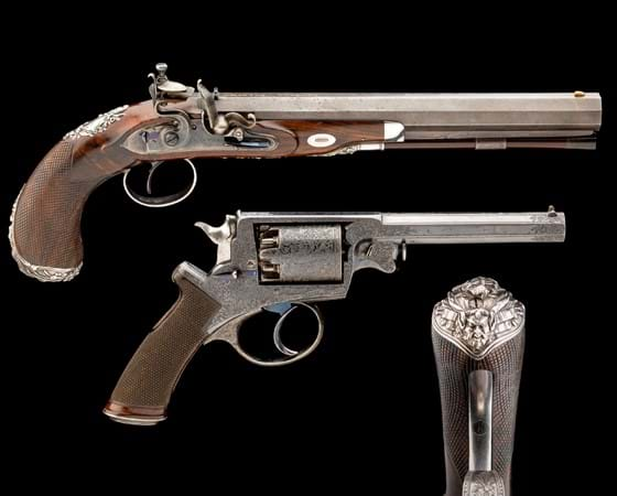 Antique Arms, Armour & Militaria | 10th Jul 2019 | Olympia Auctions