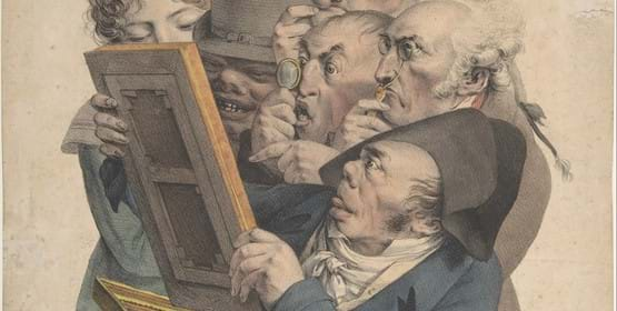 Connoisseurship - a Seminar with Richard Charlton-Jones. Module