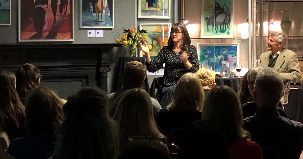 'In Conversation' with Emma Bridgewater and Matthew Parris Image