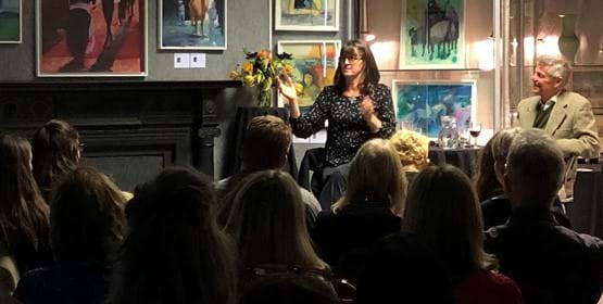 'In Conversation' with Emma Bridgewater and Matthew Parris Module